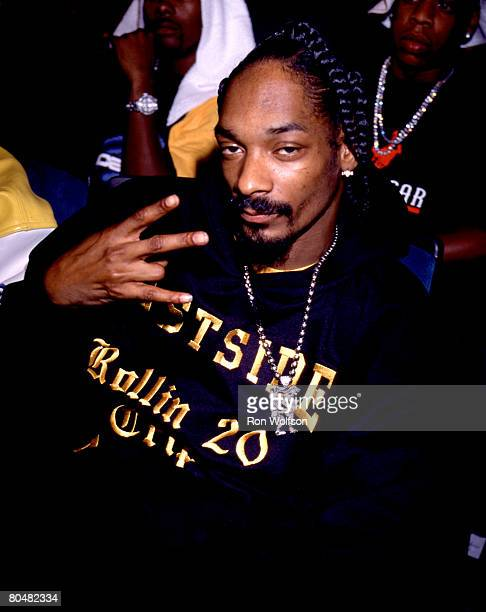 Snoop Dogg at The Source Hip Hop Awards at the Pasadena Civic Auditorium in Pasadena California September 15 2000