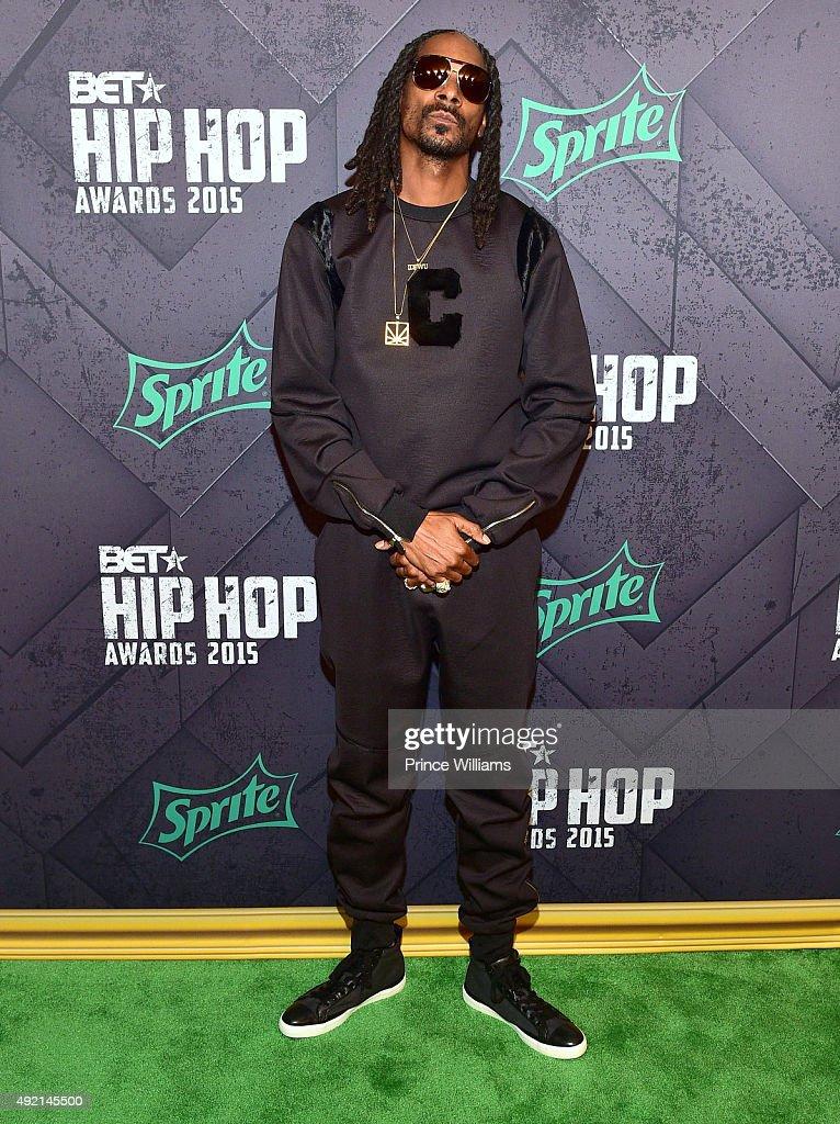 2015 BET Hip Hop Awards - Arrivals : News Photo