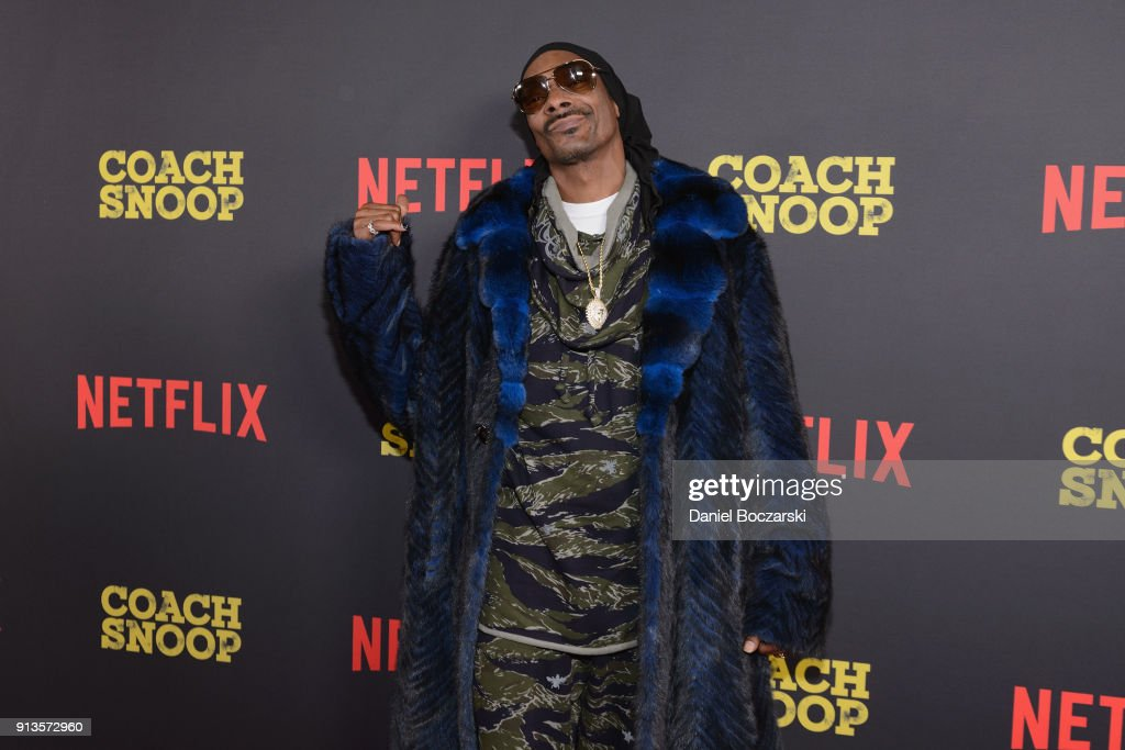 "Netflix's ""Coach Snoop: Season 1"", Special Screening"