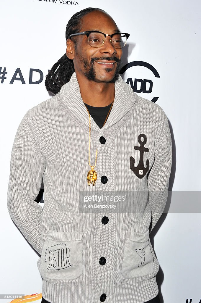 Snoop Dogg attends the All Def Movie Awards at Lure Nightclub on February 24, 2016 in Los Angeles, California.