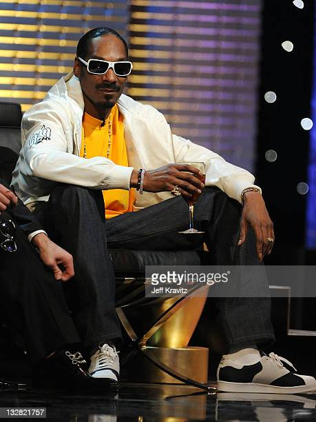 Snoop Dogg attends the COMEDY CENTRAL Roast of Donald Trump at the Hammerstein Ballroom on March 9 2011 in New York City