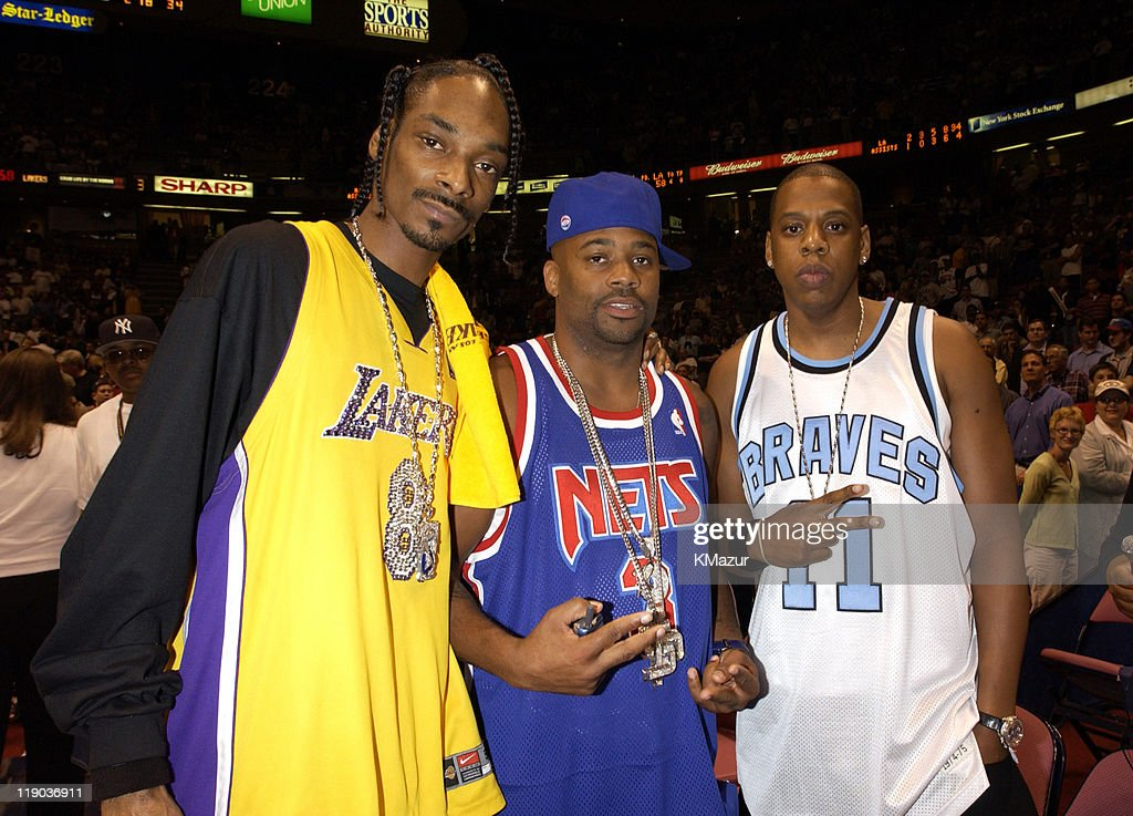 Celebrities at Game 4 of the NBA Finals with the Los Angeles Lakers and the New
