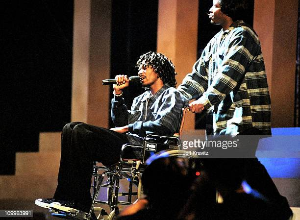 Snoop Dogg during 1994 MTV Video Music Awards at Radio City Music Hall in New York City New York United States