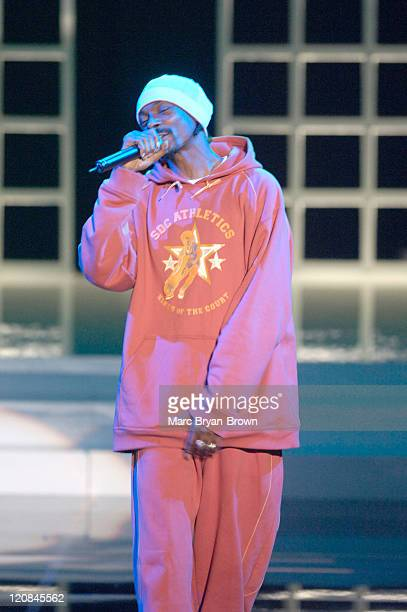 Snoop Dogg during 2005 VH1 Hip Hop Honors - Rehearsals - Day 1 at Hammerstein Ballroom in New York City, New York, United States.