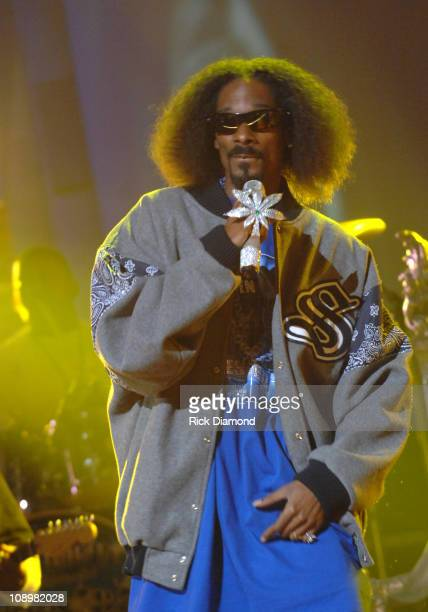 Snoop Dogg during 2006 BET HipHop Awards Rehearsals Day 2 at Fox Theatre in Atlanta Georgia United States