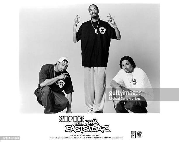 Snoop Dogg Presents Tha Eastsidaz poses