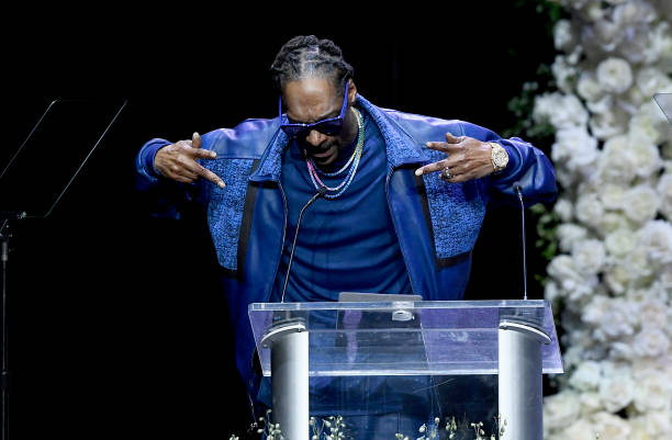 CA: Nipsey Hussle's Celebration Of Life - Inside