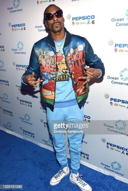 Snoopadelic, aka Snoop Dogg, attends the Rookie of the Year Party during Pepsi Zero Sugar presents Neon Beach at Clevelander at the Clevelander South...
