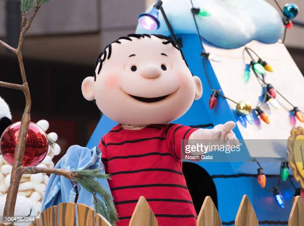 Snoopy Linus van Pelt attends the 2018 Macy's Thanksgiving Day Parade on November 22, 2018 in New York City.