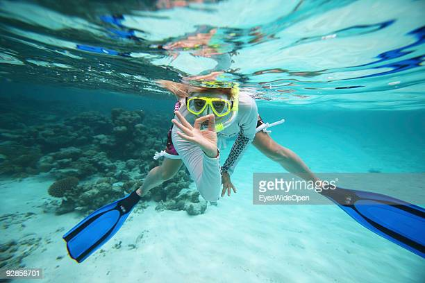 Snorkeling and Diving Trip to the reef of Addu Atoll on September 27 2009 in Male MaldivesThe maldive islands consist of around 1100 islands and...