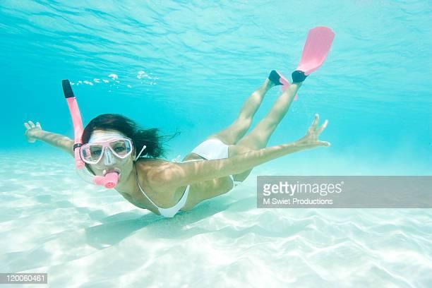 Snorkeling vacation