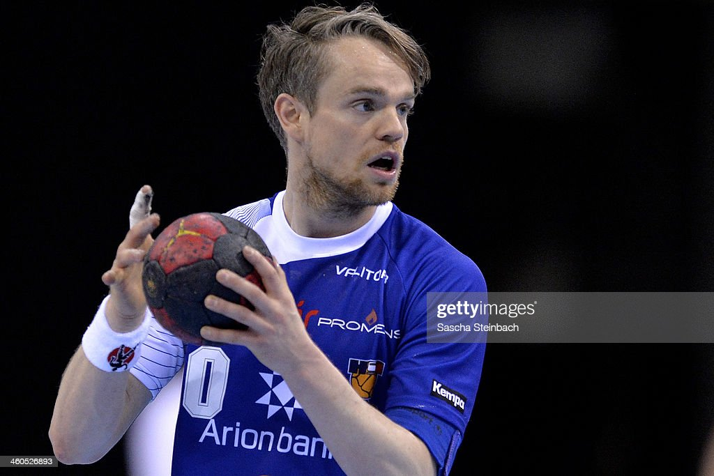 Iceland v Austria - DHB Four Nations Tournament