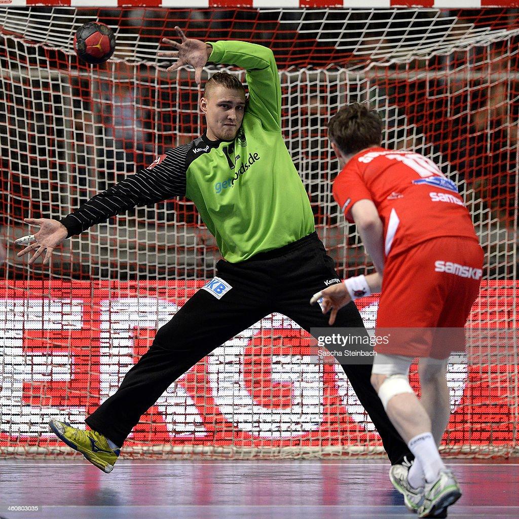 Germany v Iceland - DHB Four Nations Tournament