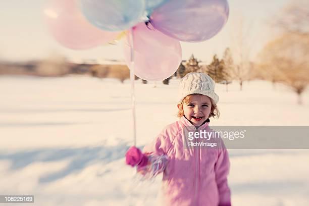 Snow Balloons