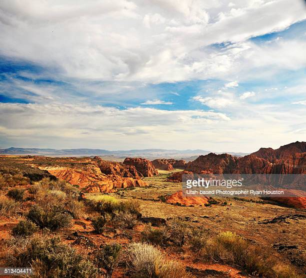 Snow Canyon State Park Overlook
