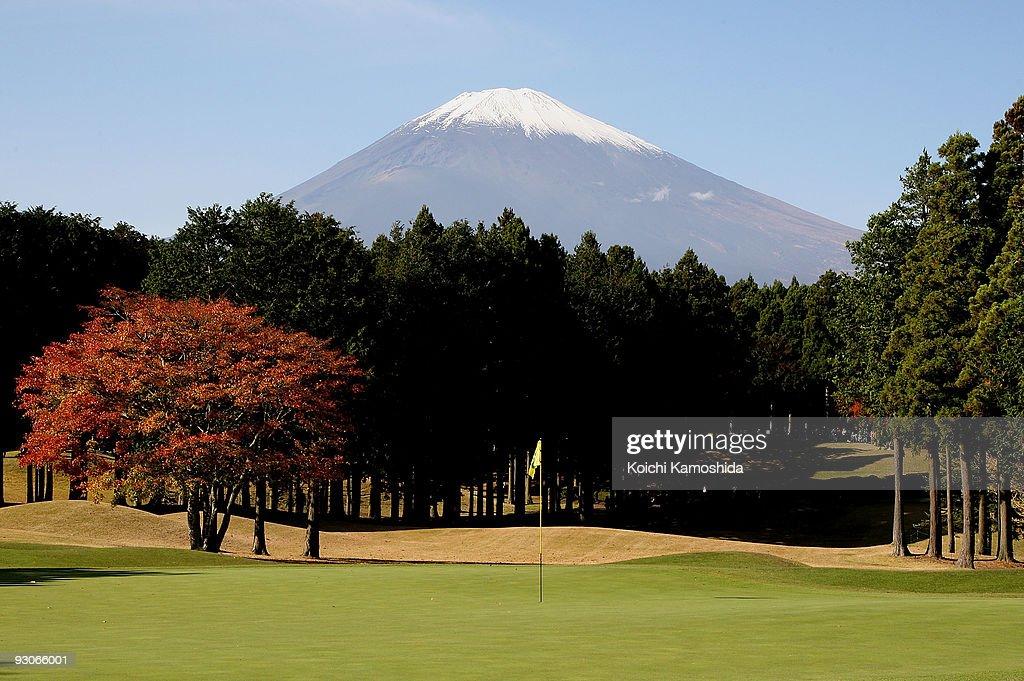 Mitsui Sumitomo Visa Taiheiyo Masters - Final Round : News Photo