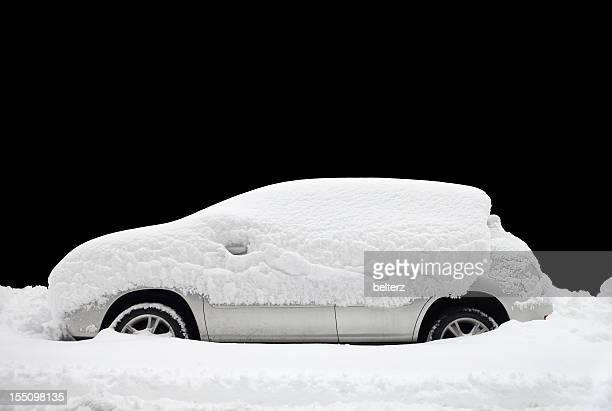 neve coberta de - coberto de neve - fotografias e filmes do acervo