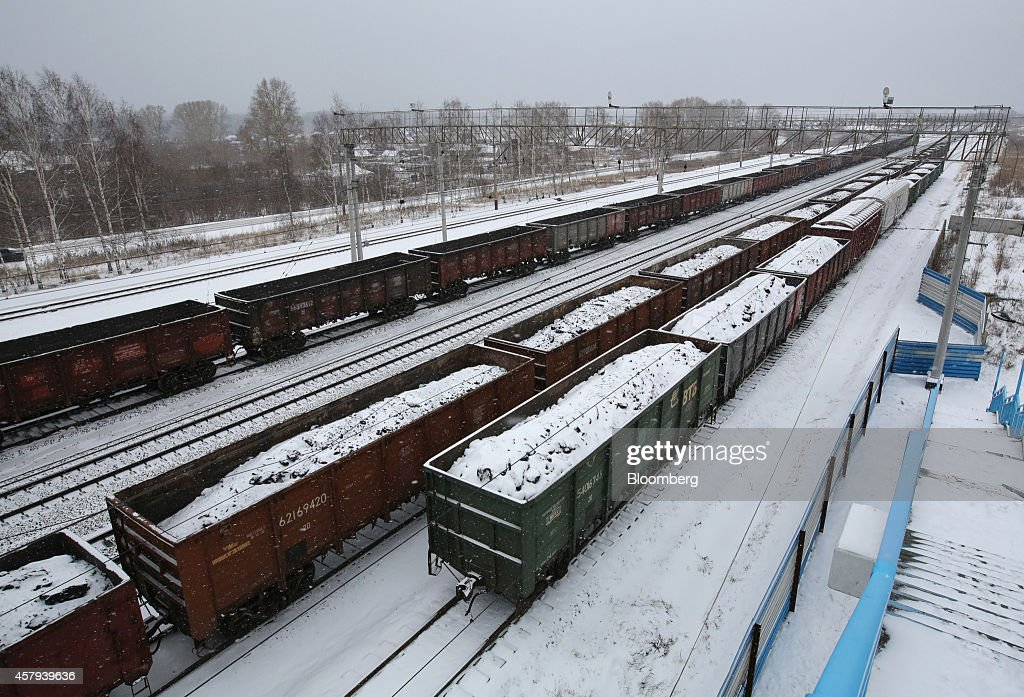 General Views As Russia's Slowing Economy Faces Downgrade Threat : News Photo