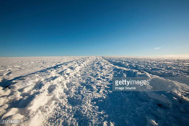 snow covered hill, warrington, uk - warrington england stock pictures, royalty-free photos & images