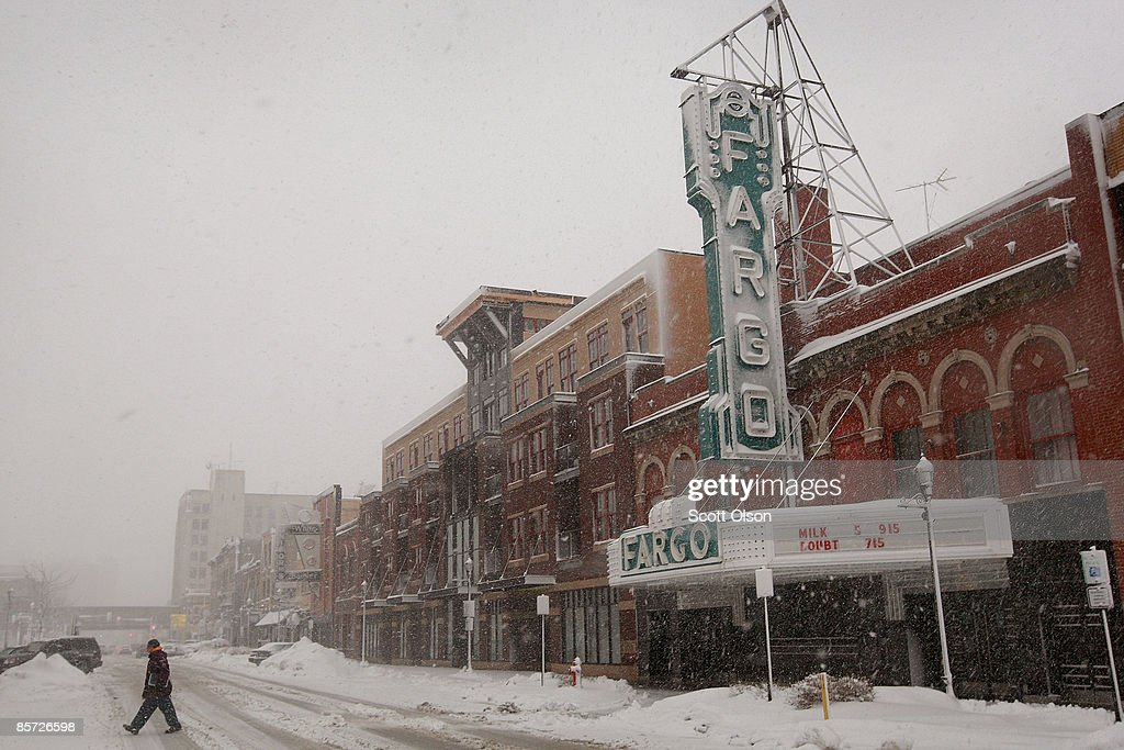 Downtown Fargo North Dakota