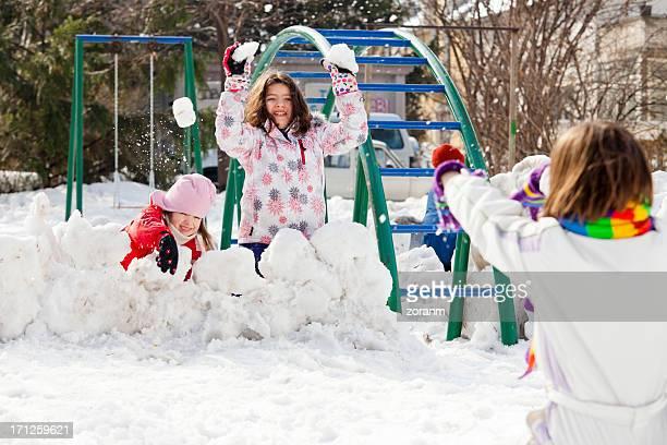 De neige Lutte