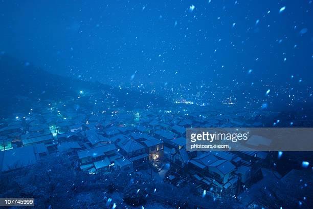 Snow Hiroshima