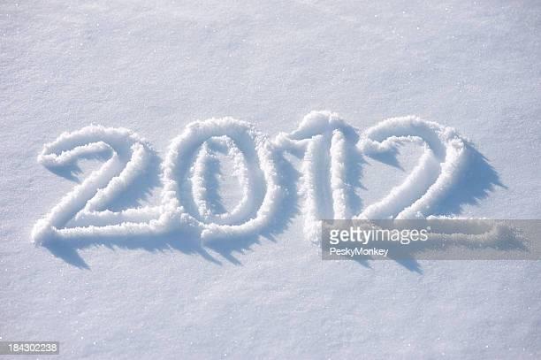 Snow Message 2012