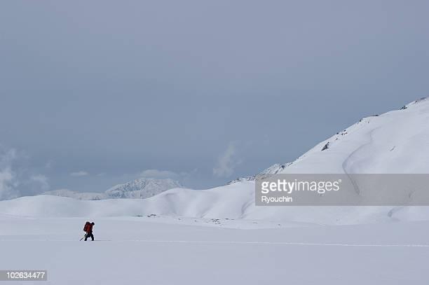 snow mountain - 富山県 ストックフォトと画像
