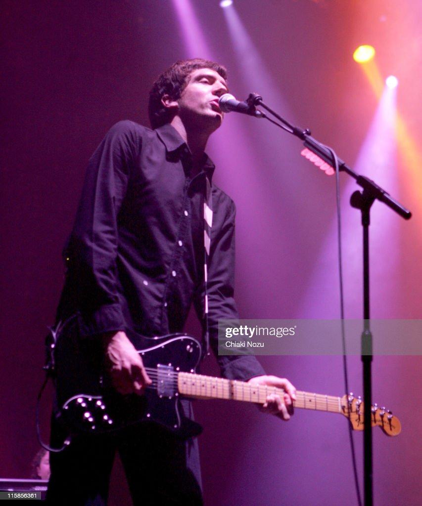 Snow Patrol in Concert at Wembley Arena - December 18, 2006