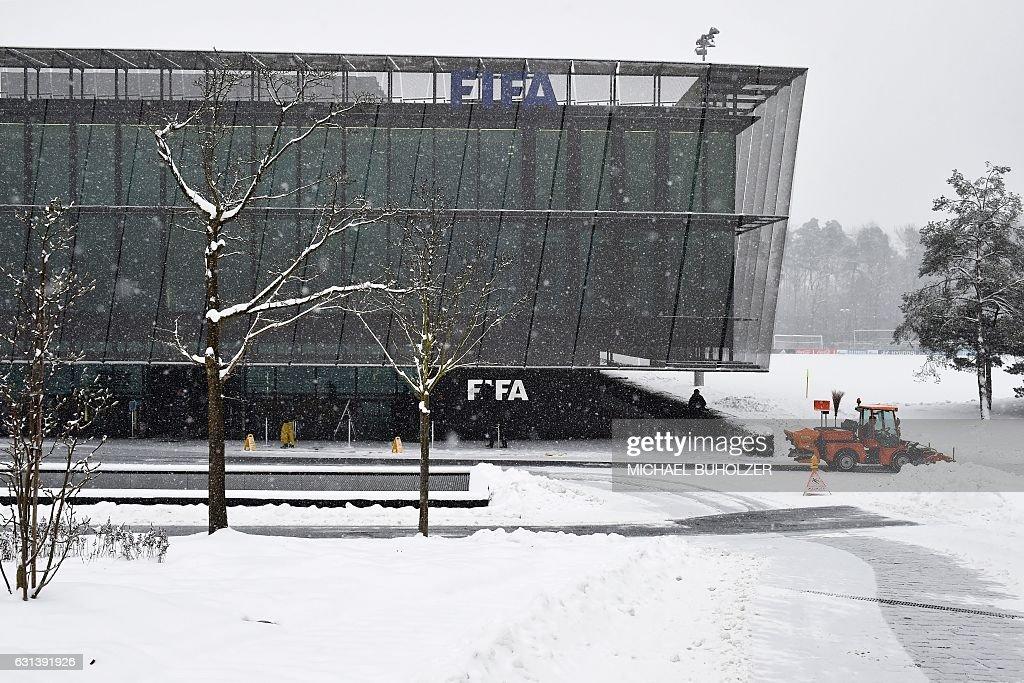 FBL-FIFA-WC-2026 : News Photo