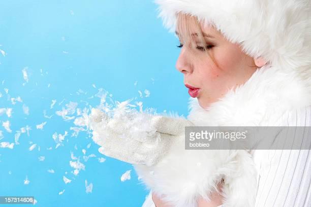 princess treibender Schnee