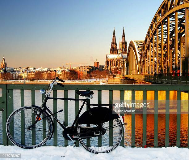 snow ride - cologne stock pictures, royalty-free photos & images