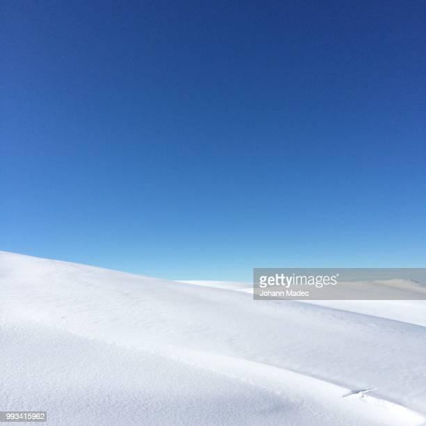 Snow Sahara
