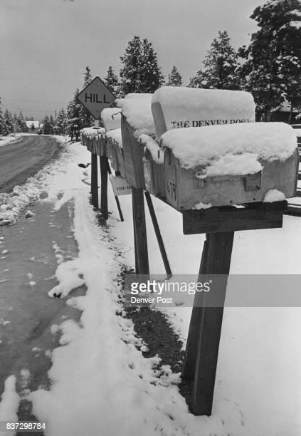 Snow & Snowstorms - Coloradar - 1960-1969 Credit: Denver Post