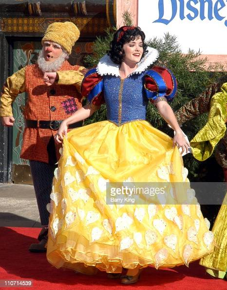 Snow White and the Seven Dwarfs during Snow White Celebrated