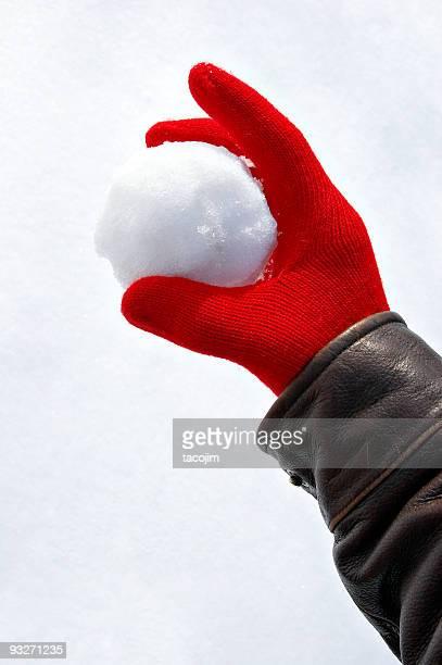Palla di neve lotta#2