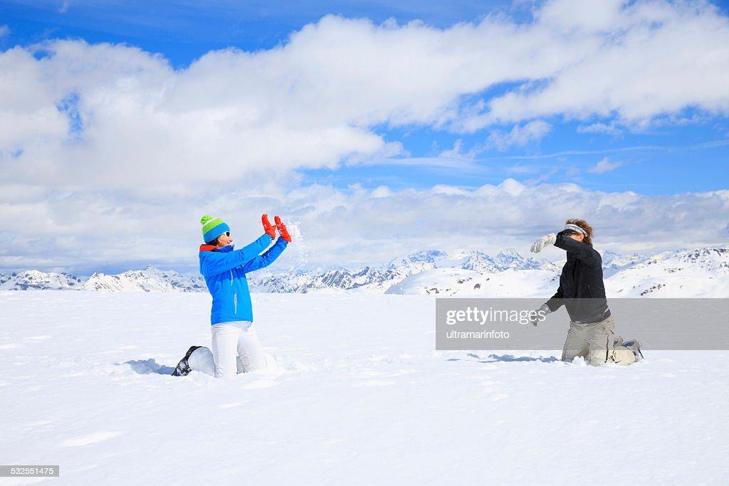 Snowballing vid