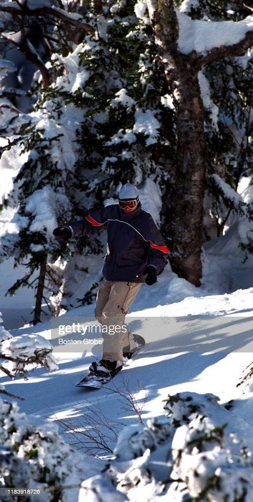 Snowboard Designer Jake Burton : News Photo