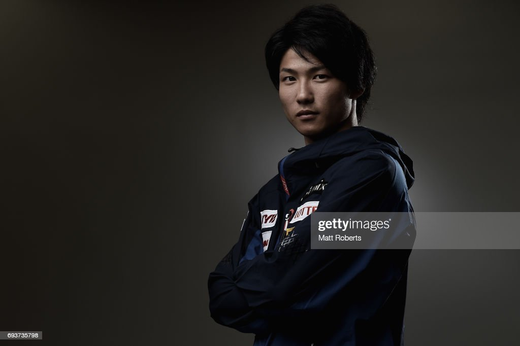 Japan Para-skiers Portrait Session : ニュース写真