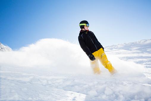 Snowboarder - gettyimageskorea