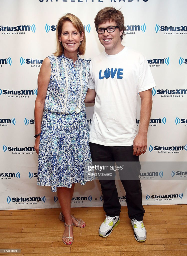 Celebrities Visit SiriusXM Studios - July 11, 2013
