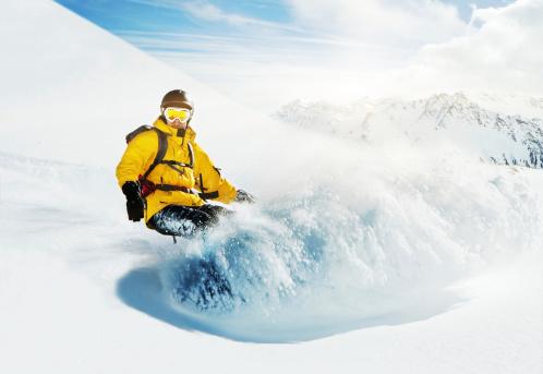 Snowboarding - gettyimageskorea