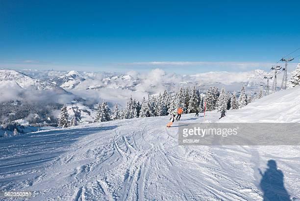 snowboarding - 北チロル ストックフォトと画像