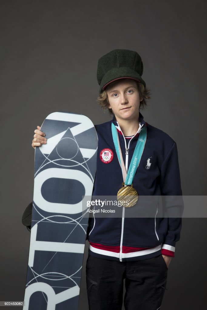 Red Gerard, Snowboarding : News Photo