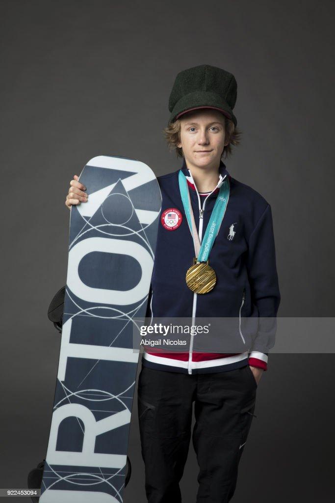 Red Gerard, Snowboarding : Nachrichtenfoto