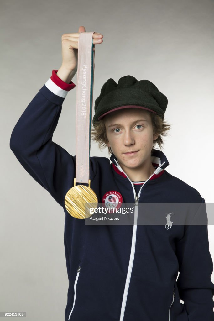 Red Gerard, Snowboarding : News Photo