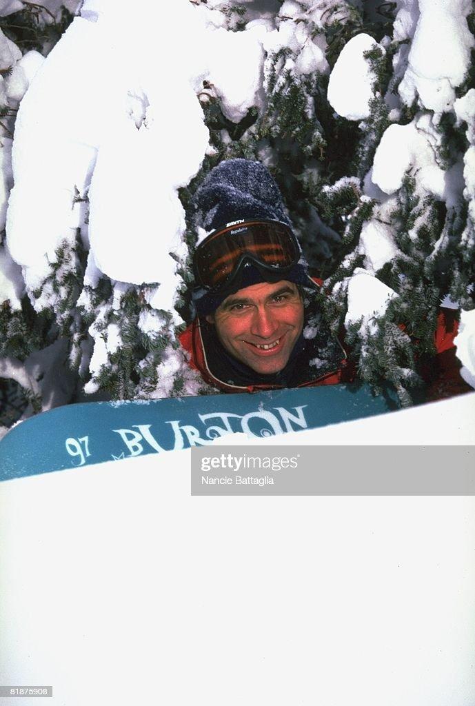 Jake Burton, Snowboarding : News Photo