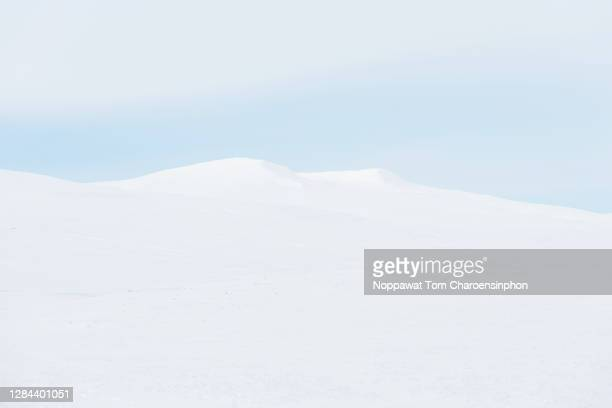 snowcapped mountain in iceland - arctic stock pictures, royalty-free photos & images
