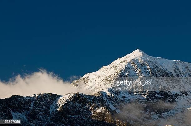 snowdon - mount snowdon stock pictures, royalty-free photos & images