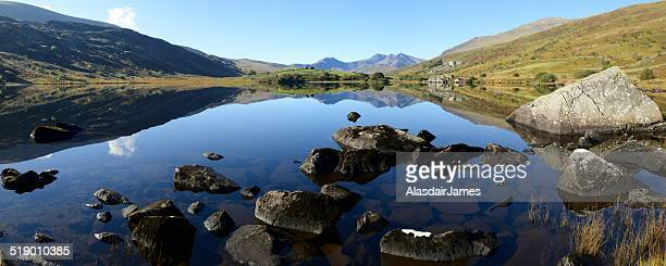 Snowdonia reflected